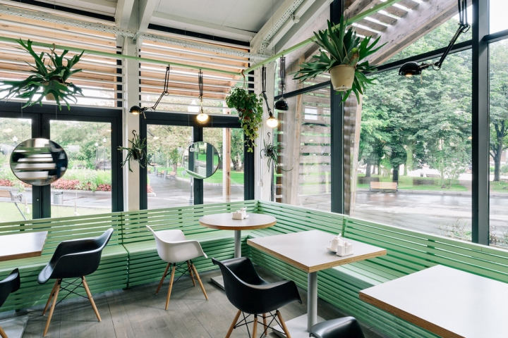 187 Bulka Caf 233 Amp Bakery By Crosby Studios Moscow Russia