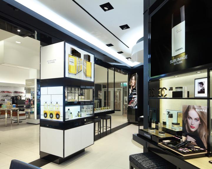 187 Chanel Cosmetics Store New Orleans Louisiana
