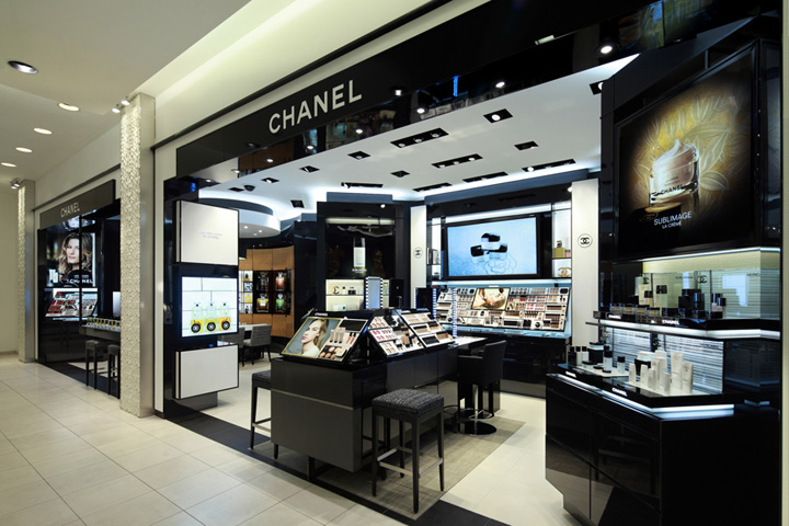Chanel Cosmetics Store New Orleans Louisiana
