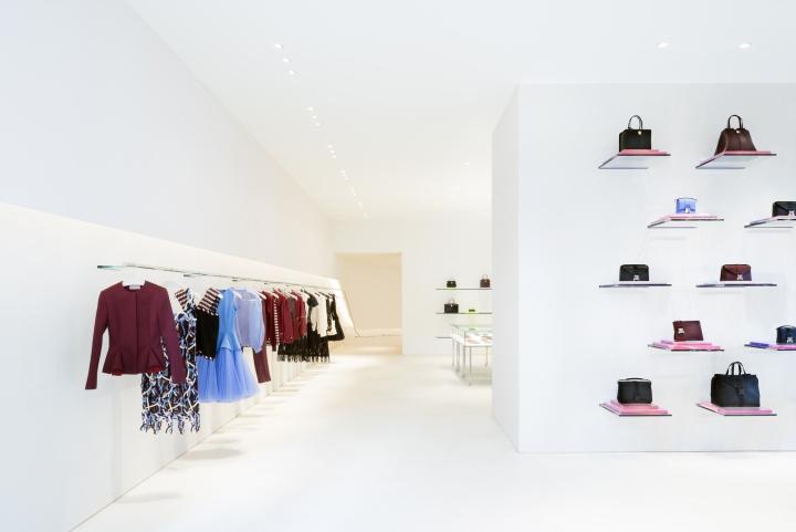 Christopher Kane Store By John Pawson London Uk Retail Design Blog