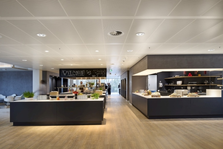 1000 images about oficinas on pinterest for Oficinas deloitte
