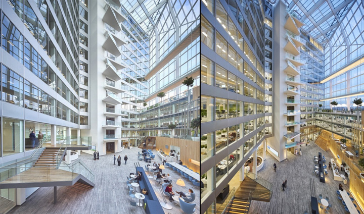 187 Deloitte Akd Amp Ovg Offices By Fokkema Amp Partners