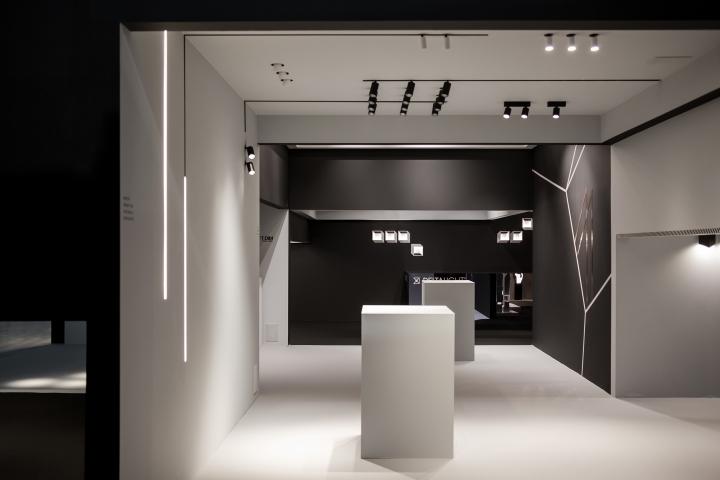 Delta Light Stand At Euroluce 2015 Milan Italy 187 Retail