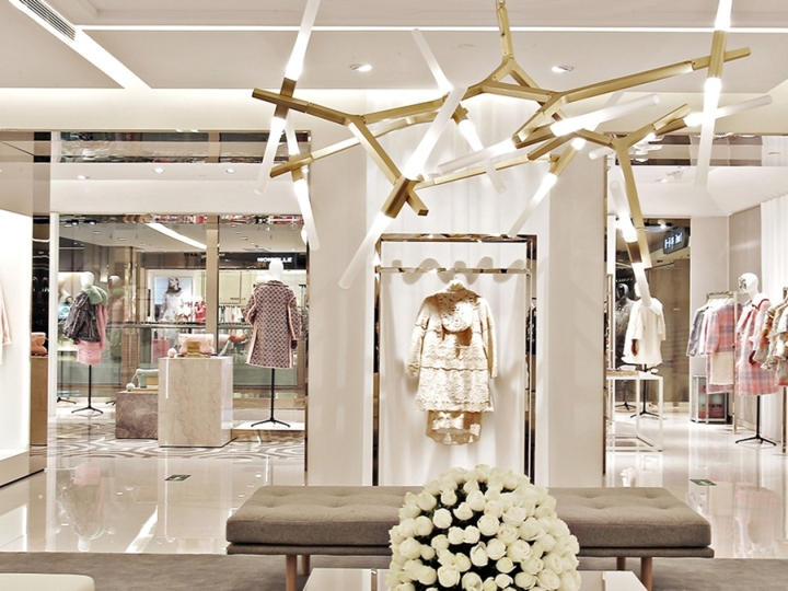 187 Diamond Dazzle Stores By Reggiani Beijing Amp Shanghai