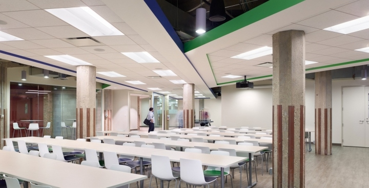 187 Echo Global Logistics Offices By Box Studios Chicago