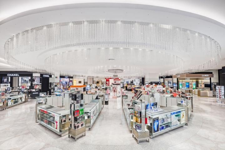 187 El Palacio De Hierro Department Store By Gensler