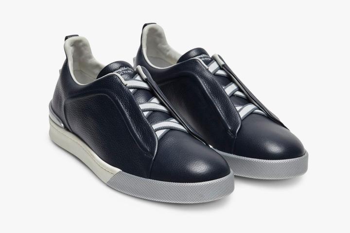 Ermenegildo Zegna Couture Slip-On