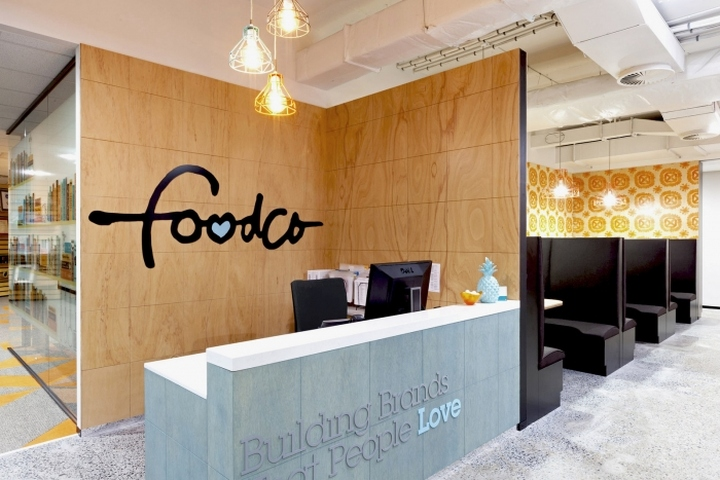 office interior design sydney. The Bold Collective Has Developed A New Office Interior For Foodco Located In Sydney, Australia. Design Sydney