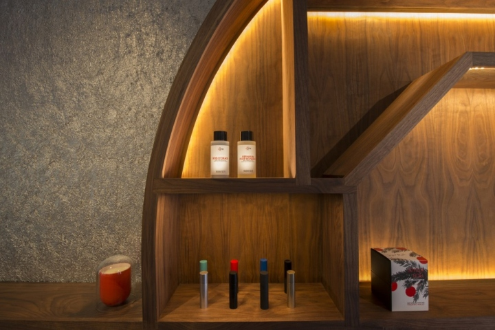 Fr 233 D 233 Ric Malle Perfumery By Steven Holl Architects New