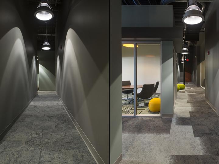 Generations Bank Offices by Blynn Nelson Interior Design Seneca