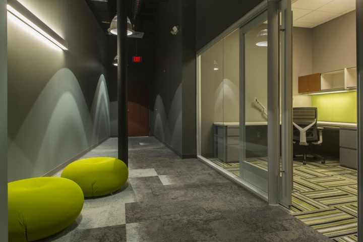Generations Bank Offices By Blynn Nelson Interior Design Seneca Falls New York