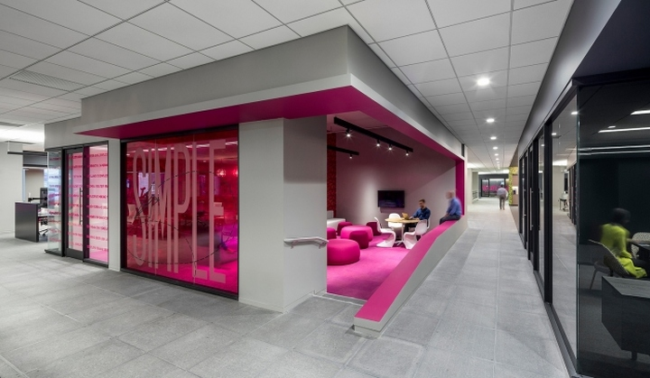 187 Initiative Media Offices By Ted Moudis Associates New