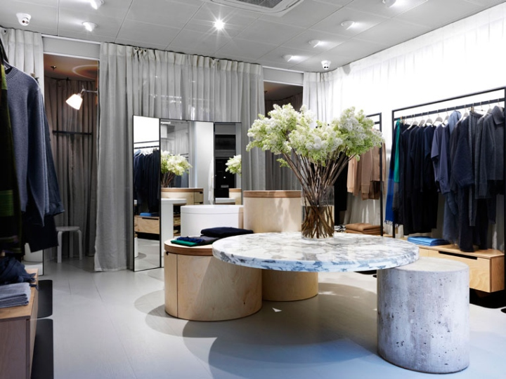Delightful The Sydney Based Interior Architect Concocted An Understated Yet Luxurious  Palette That Forms The Perfect Backdrop For The Merchandise On Offer.