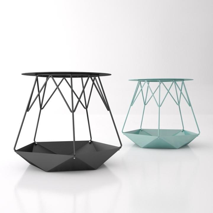 Side Table Design : KRATER Side Table by Levantin Design » Retail Design Blog