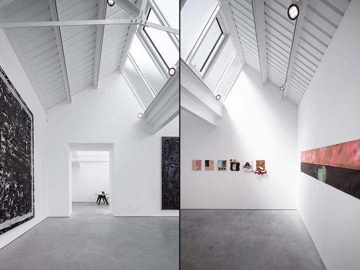 187 Modern Art Gallery By Matheson Whiteley London Uk