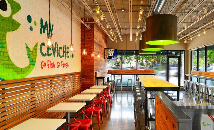 My Ceviche fast food by ID & Design International, Miami ...