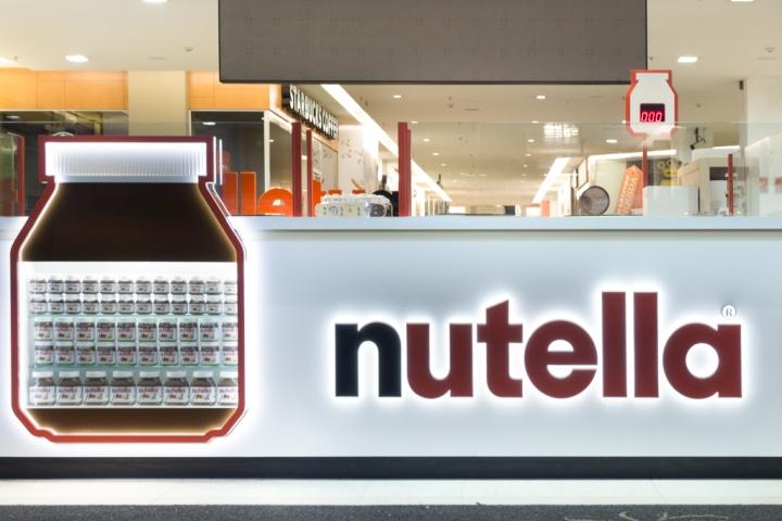 Nutella Cafe London