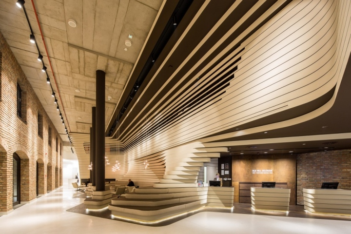 187 Old Mill Hotel Belgrade By Graft Architects Beograd