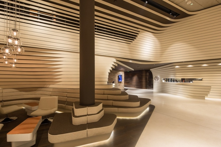 Old mill hotel belgrade by graft architects beograd for Design hotel belgrade