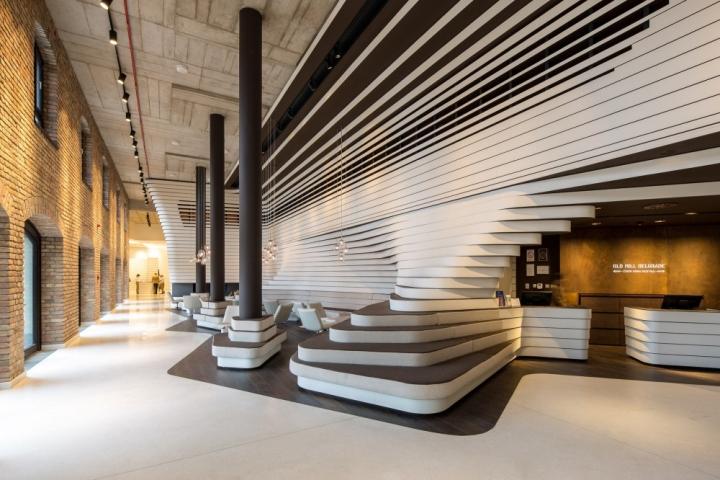 Old mill hotel belgrade by graft architects beograd for Belgrade design hotel