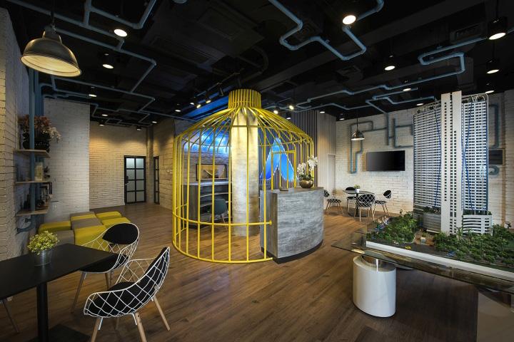 Fine dining retail design blog for Marketing office design