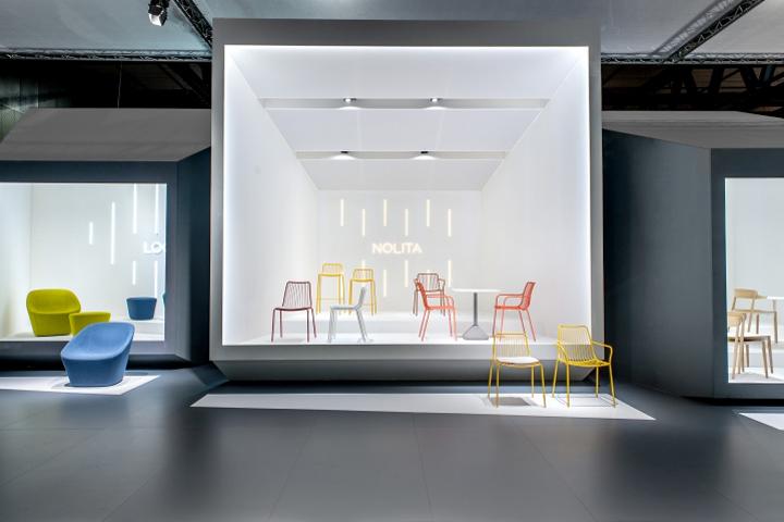 Salone del mobile retail design blog for Salone del mobile vitra