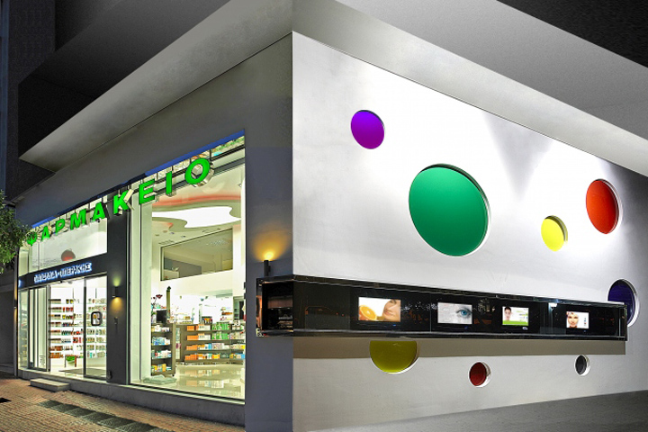 Pharmacy by Lefteris Tsikandilakis, Chalkida – Athens » Retail ...