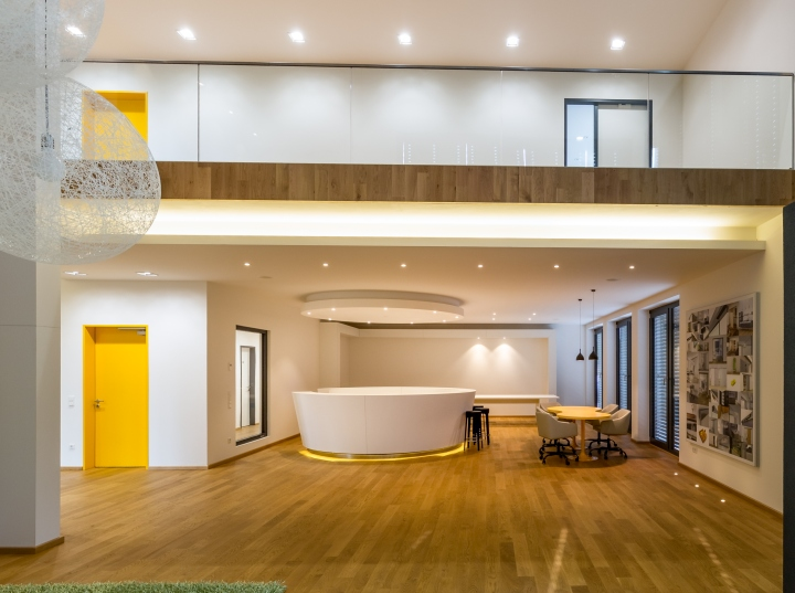 Pollmeier office by kitzig interior design architecture for Kitzig interior