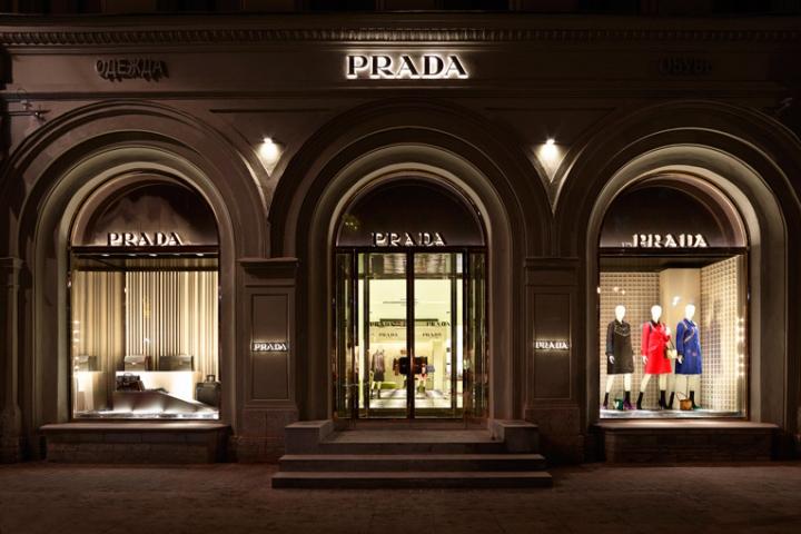 Prada store by roberto baciocchi st petersburg russia 187 retail