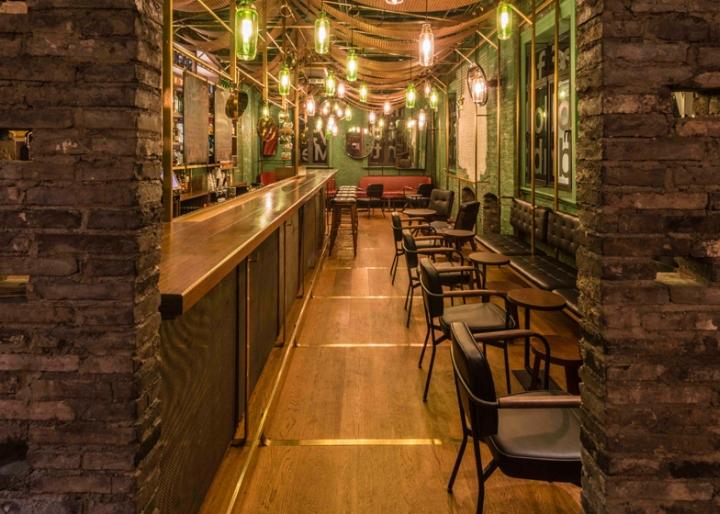 187 Punch Bar By Neri Amp Hu Shanghai China