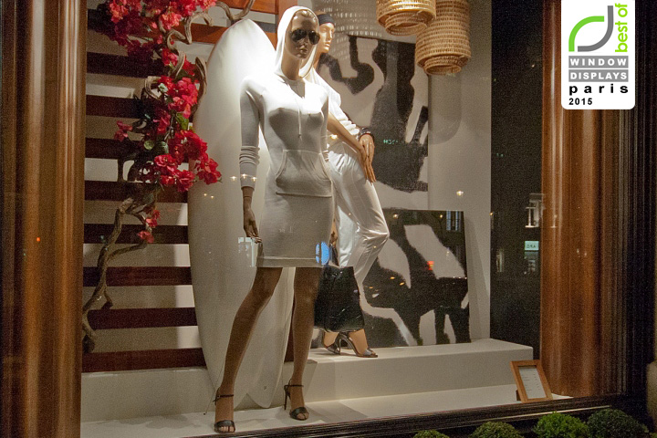 187 Ralph Lauren Windows 2015 Spring Paris France