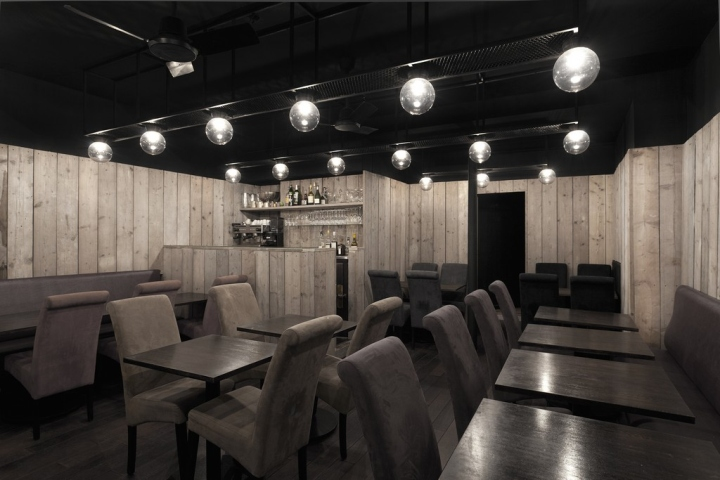 187 Restaurant A By Archiee Paris France