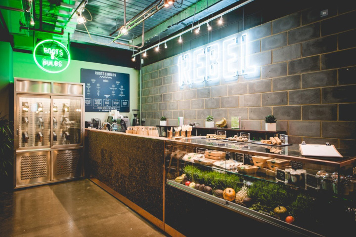 Roots Kitchen And Juice Bar