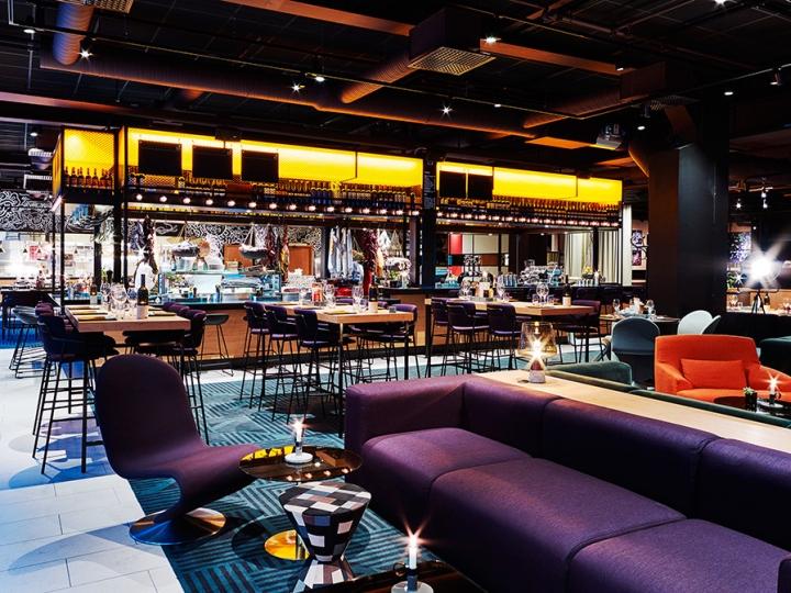 Scandic hotel by koncept stockholm gothenburg sweden