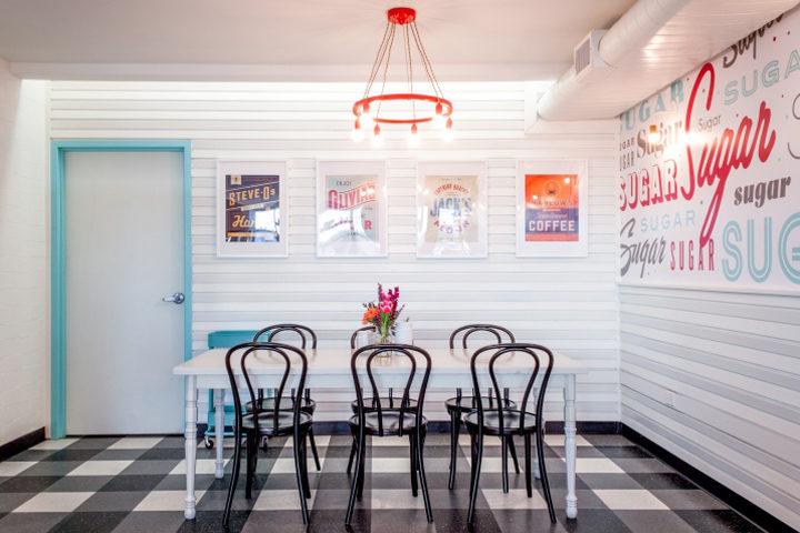 Amazing Sugar Mamas Bakeshop By Allison Burke Interior Design Download Free Architecture Designs Itiscsunscenecom