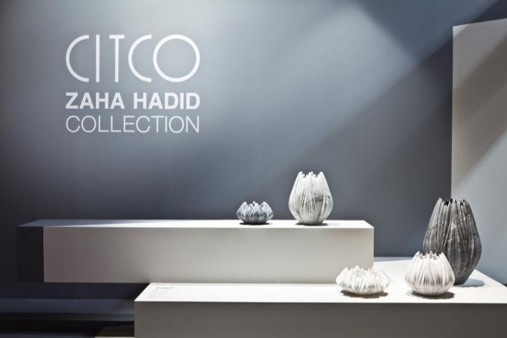 Tau vase by zaha hadid for citco retail design blog for Citco headquarters
