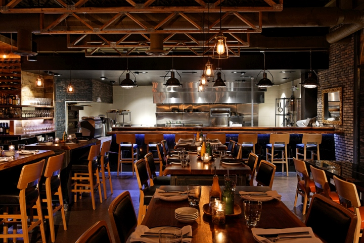 Tavolo Restaurant By Jump Branding Amp Design Inc Oakville