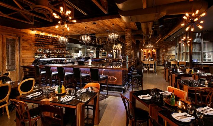 Tavolo restaurant by jump branding design inc oakville