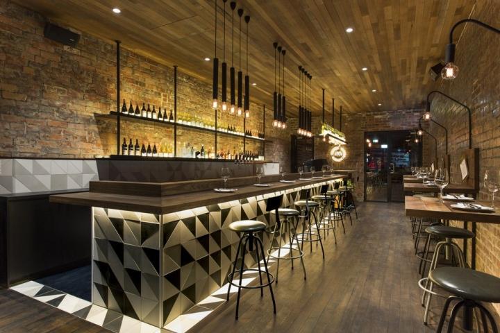 187 The Milton Restaurant By Biasol Design Studio Elwood