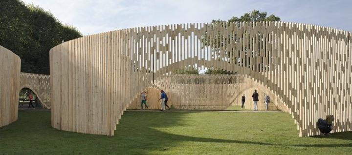 187 Trylletromler Pavilion By Fabric Copenhagen Denmark