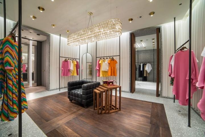 Valentino Standalone Store Riyadh Saudi Arabia