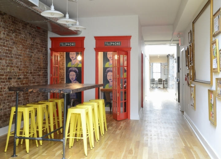 187 We Are Social Offices By Homepolish New York City