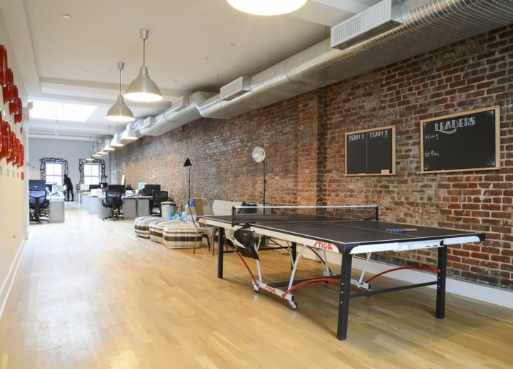 We are social offices by homepolish new york city for Office design new york