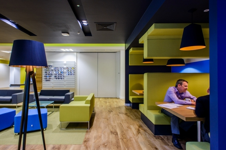 187 Arup Offices By Tsk Group Manchester Uk
