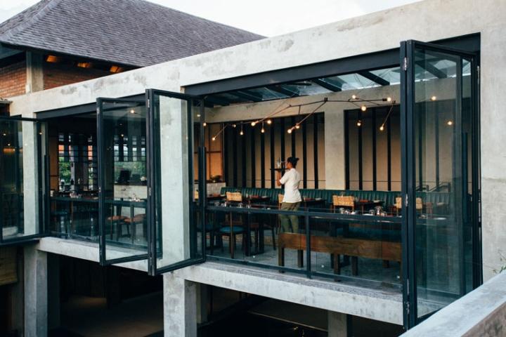 Bisma eight hotel ubud indonesia retail design blog for Design hotel ubud