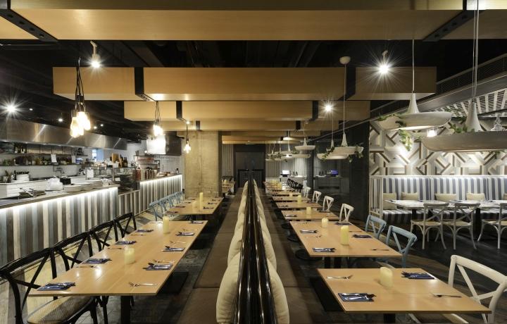 187 Bistro Bon School Canteen By Artta Concept Studio Hong