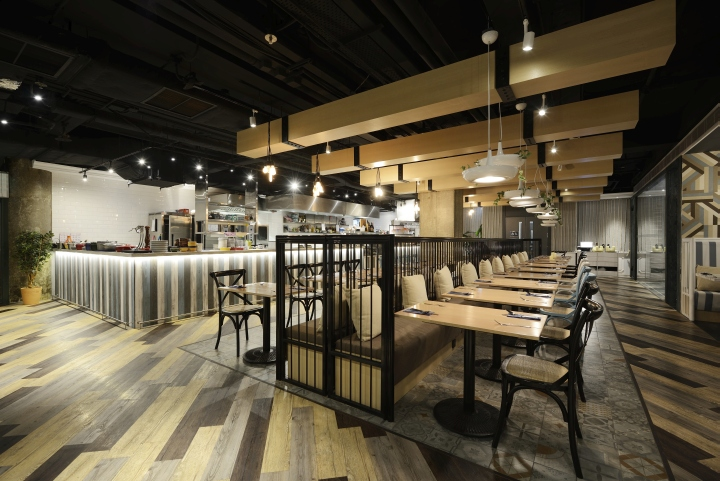 Canteen retail design