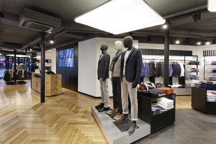 187 Celioclub Flagship Store By Agence Costa Paris France