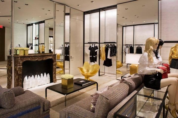 Chanel Store By Peter Marino Costa Mesa California