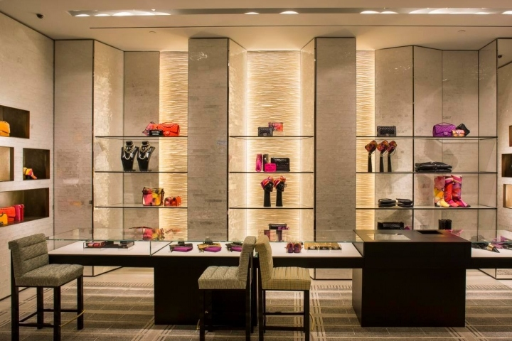 Chanel Has Reopened Its Store At South Coast Plaza Mall, In Orange County,  CA Adding 2000 Sqf To The Existing 7.000 Sft., Within Proximity Of  Tiffanyu0027s And ...